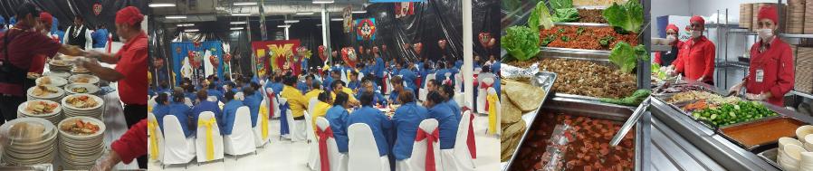 Gastronomia Cervantes banquetes en matamoros