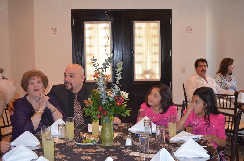 Servicio de banquetes cumpleaños