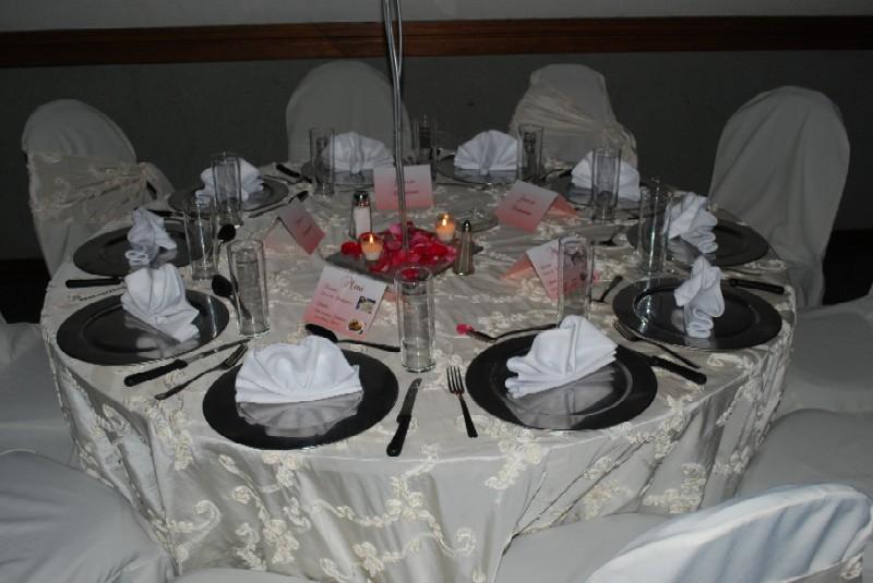 Servicio de banquetes XV Años